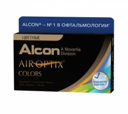 Контактные линзы Air Optix Colors (2 линзы)