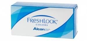 Контактные линзы Freshlook Colors (2 линзы)