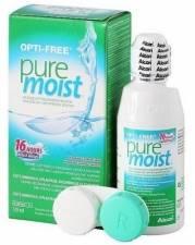 Раствор для линз Opti Free Pure Moist (90 мл)