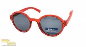 Детские солнцезащитные очки INVU K2910C