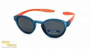 Детские солнцезащитные очки INVU K2808 F