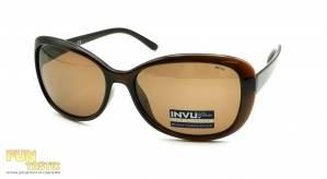 Женские солнцезащитные очки INVU B2812 B
